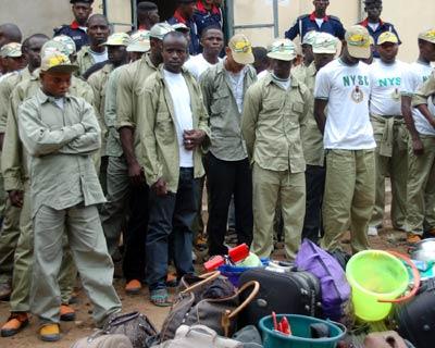 Ebola Virus-Ekiti Corpers Flee and dersert sick colleague